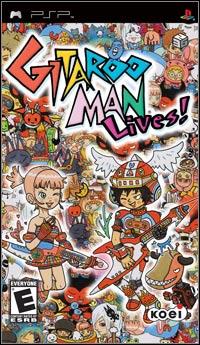 Okładka Gitaroo Man Lives! (PSP)