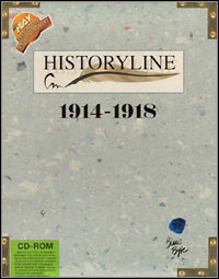 Game Box for Historyline: 1914 - 1918 (PC)