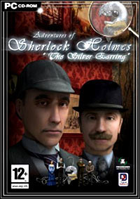 Okładka Adventures of Sherlock Holmes: The Silver Earring (PC)
