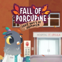 Fall of Porcupine (PC cover