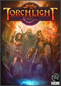 Game Torchlight (PC) cover