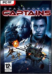 Spaceforce Captains (PC cover