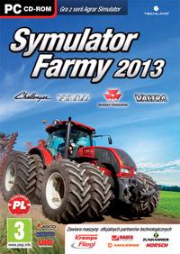 Okładka Agrar Simulator 2013 (PC)