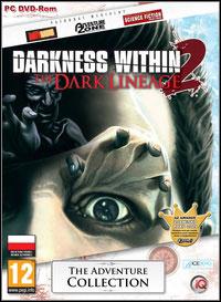Okładka Darkness Within 2: The Dark Lineage (PC)