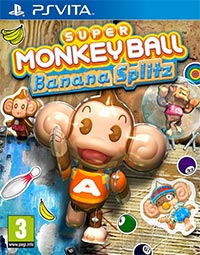 Okładka Super Monkey Ball (PSV)
