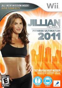 Okładka Jillian Michaels Fitness Ultimatum 2011 (Wii)