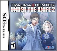 Okładka Trauma Center: Under the Knife 2 (NDS)