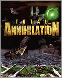 Okładka Total Annihilation (PC)
