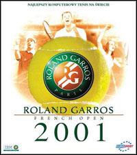 Game Box for Roland Garros 2001 (PC)