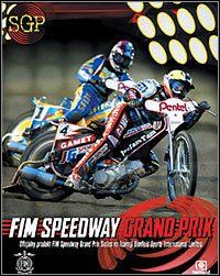 Okładka FIM Speedway Grand Prix (PC)