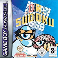 Game Box for Dr. Sudoku (GBA)