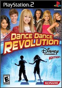 Okładka Dance Dance Revolution Disney Channel Edition (PS2)