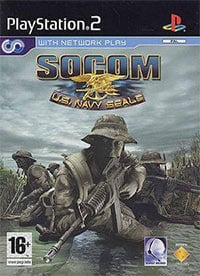 Okładka SOCOM: U.S. Navy SEALs (PS2)