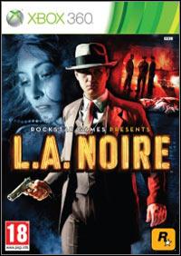 Game L.A. Noire (PS3) cover