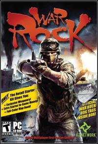 Okładka War Rock (PC)