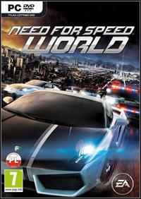Okładka Need for Speed World (PC)