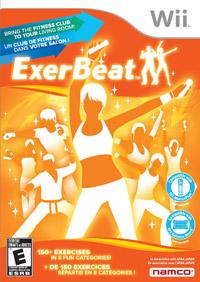 Okładka ExerBeat (Wii)