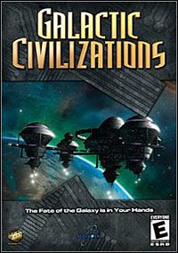 Okładka Galactic Civilizations (PC)
