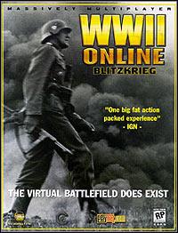 Okładka World War II Online: Blitzkrieg (PC)