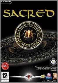 Okładka Sacred (PC)