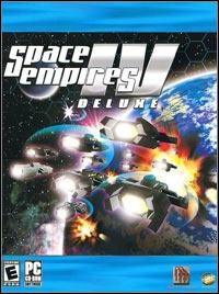 Okładka Space Empires IV (PC)