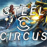 Game Box for Steel Circus (PC)