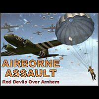 Okładka Airborne Assault: Red Devils Over Arnhem (PC)