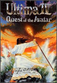 Okładka Ultima IV: Quest of the Avatar (PC)