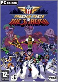 Okładka Freedom Force vs the 3rd Reich (PC)