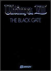 Okładka Ultima VII: The Black Gate (PC)