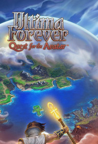 Game Box for Ultima Forever: Quest for the Avatar (PC)