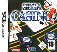 Okładka SEGA Casino (NDS)