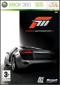 Game Box for Forza Motorsport 3 (X360)