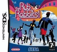 Game Box for The Rub Rabbits! (NDS)
