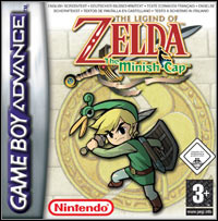 Okładka The Legend of Zelda: The Minish Cap (GBA)