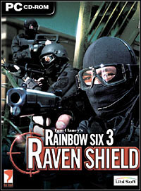 Game Box for Tom Clancy's Rainbow Six 3: Raven Shield (PC)