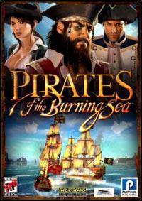 Okładka Pirates of the Burning Sea (PC)
