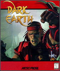 Okładka Dark Earth (PC)