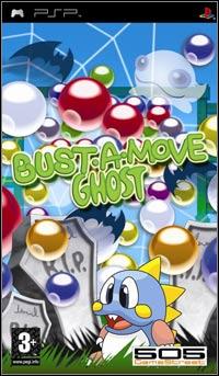 Okładka Bust-A-Move Deluxe (PSP)