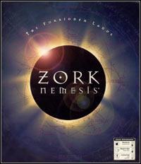 Okładka Zork Nemesis: The Forbidden Lands (PC)