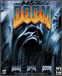 Game Box for Doom Collector's Edition (PC)