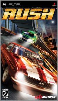 Okładka Rush (2006) (PSP)