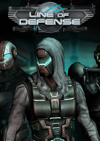 Okładka Line of Defense (PC)