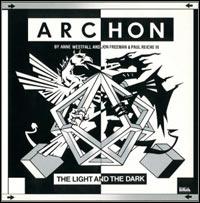 Okładka Archon: The Light and the Dark (PC)