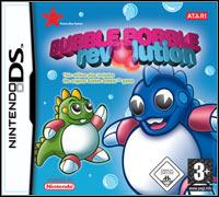 Okładka Bubble Bobble Revolution (NDS)
