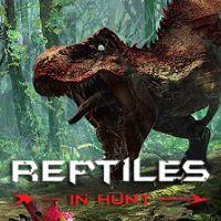 Okładka Reptiles: In Hunt (PC)