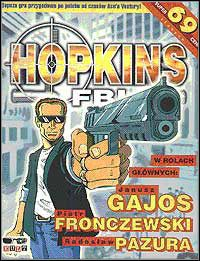 Okładka Hopkins FBI (PC)