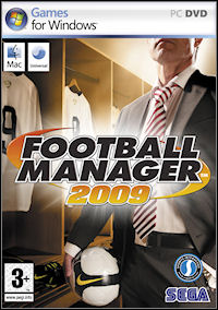 Okładka Worldwide Soccer Manager 2009 (PC)