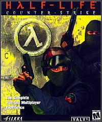 Okładka Half-Life: Counter-Strike (PC)