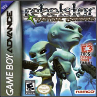 Game Box for Rebelstar: Tactical Command (GBA)